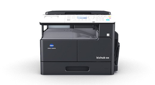 Konica Minolta bizhub 306 © All Rights Reserved M.G. Electronic d.o.o. 2020.