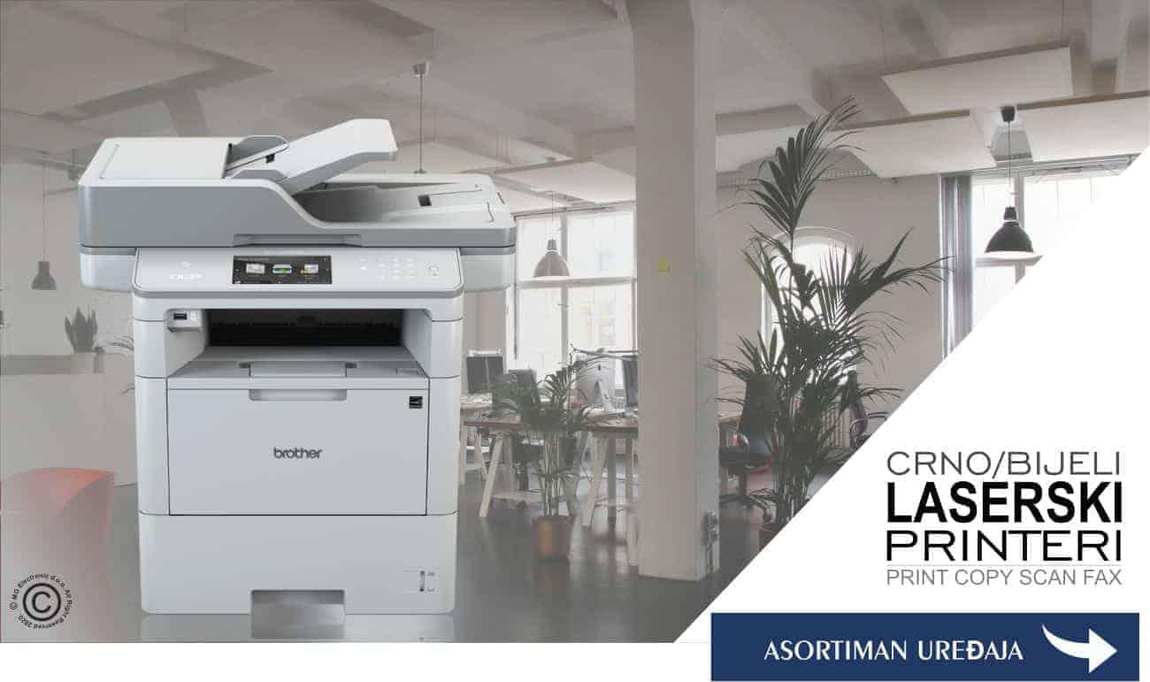 BROTHER Laserski printeri i višenamjenski MG Electronic d.o.o. © All Rights Reserved M.G. Electronic d.o.o. 2020.