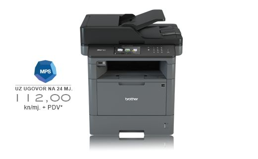 Brother DCP-L5500DN MPS © M.G. Electronic d.o.o. 2020.