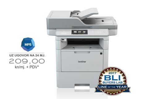 Brother DCP-L6600DW MPS © M.G. Electronic d.o.o. 2020.