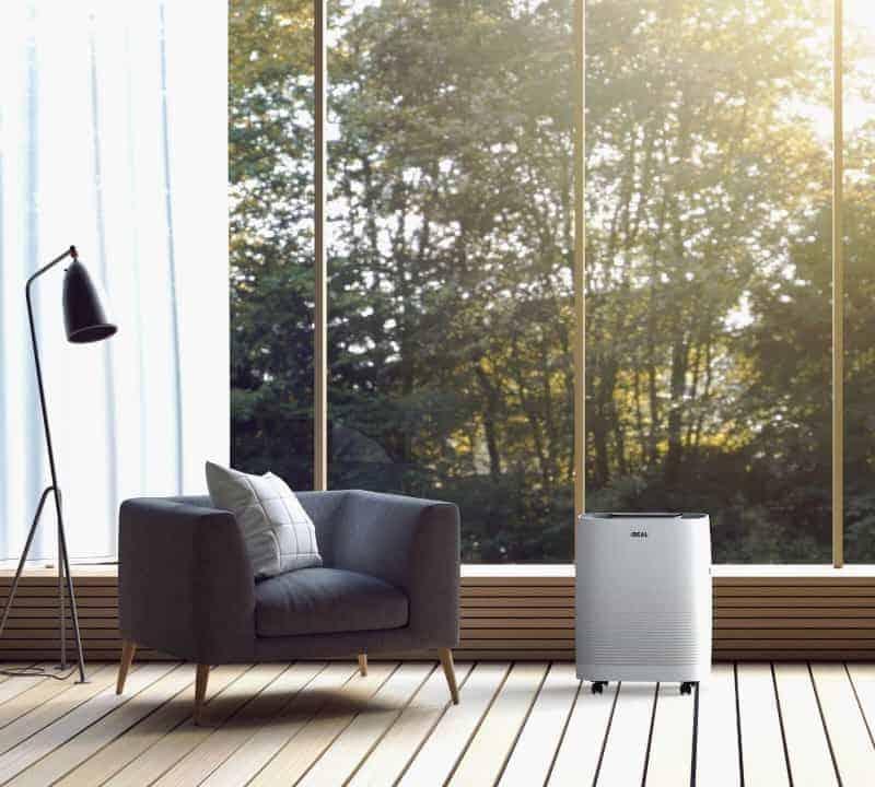 IDEAL Humidifier- Ovlaživač zraka AP35H © 2020 Krug & Priester GmbH & Co. KG