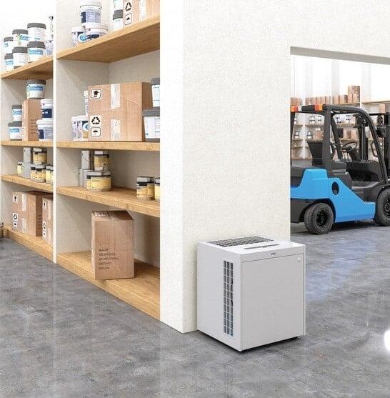 IDEAL Purifier - Pročišćivači zraka AP140 PRO © 2020 Krug & Priester GmbH & Co. KG