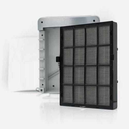 IDEAL pročišćivači zraka HEPA filter © 2020 Krug & Priester GmbH & Co. KG