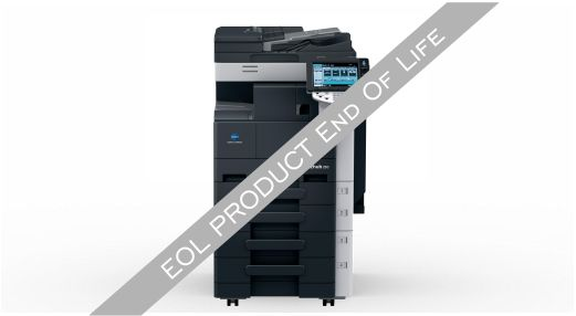 KONICA MINOLTA bizhub 223 283 EOL © All Rights Reserved M.G. Electronic d.o.o. 2020.