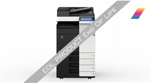 KONICA MINOLTA bizhub C224e EOL © All Rights Reserved M.G. Electronic d.o.o. 2020.