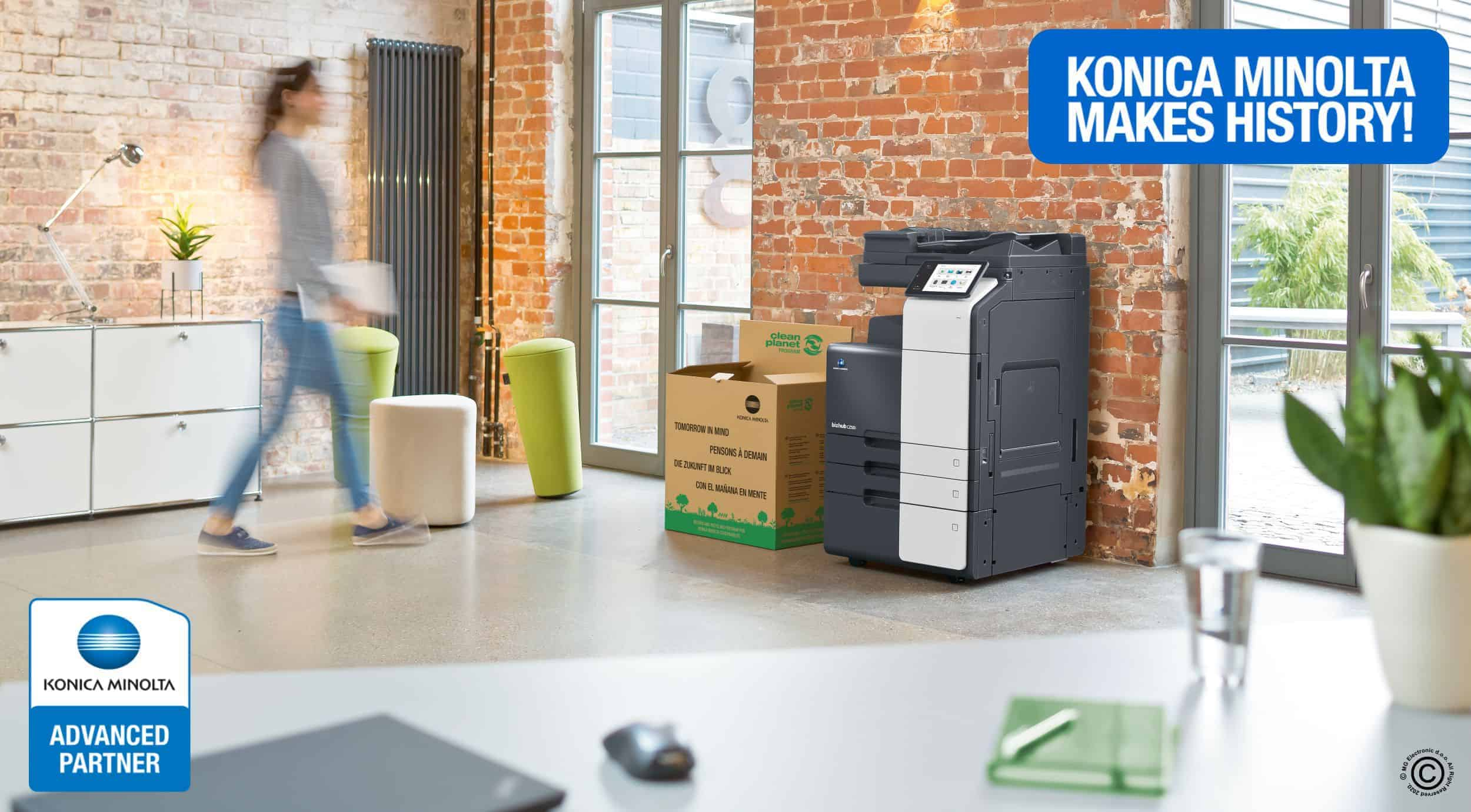 Konica Minolta MG Electronic doo Pula - © All Rights Reserved M.G. Electronic d.o.o. 2020.